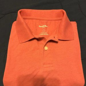 Men's Pink Slim Polo (ACCEPTING OFFERS)